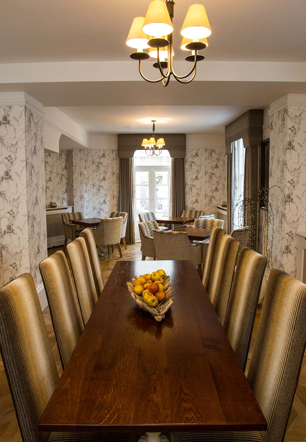 Arden House Stratford Private Dining