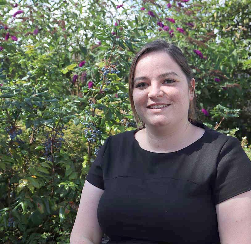 Meet Alice at Arden House