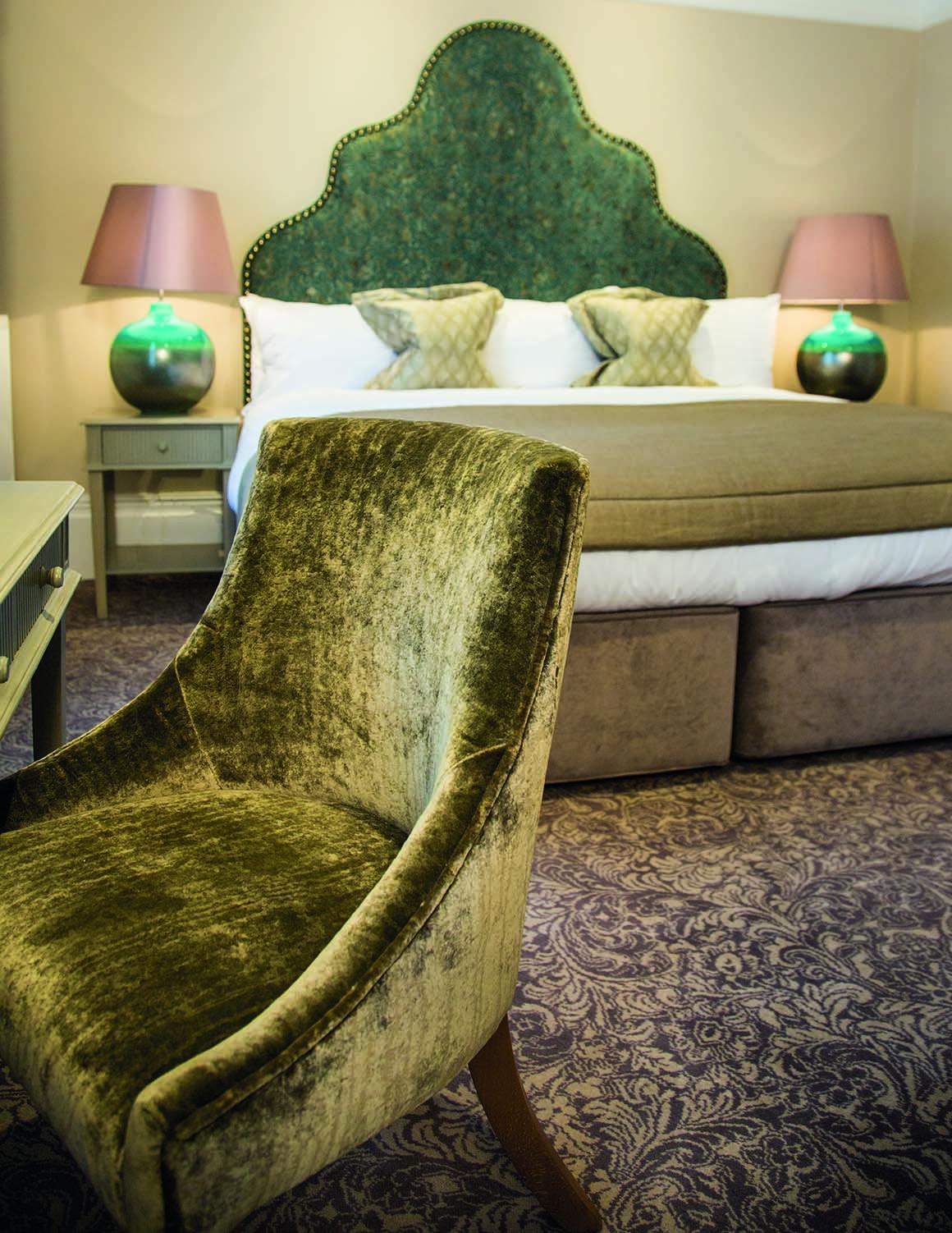 Arden House Hotel Photo Gallery bedroom