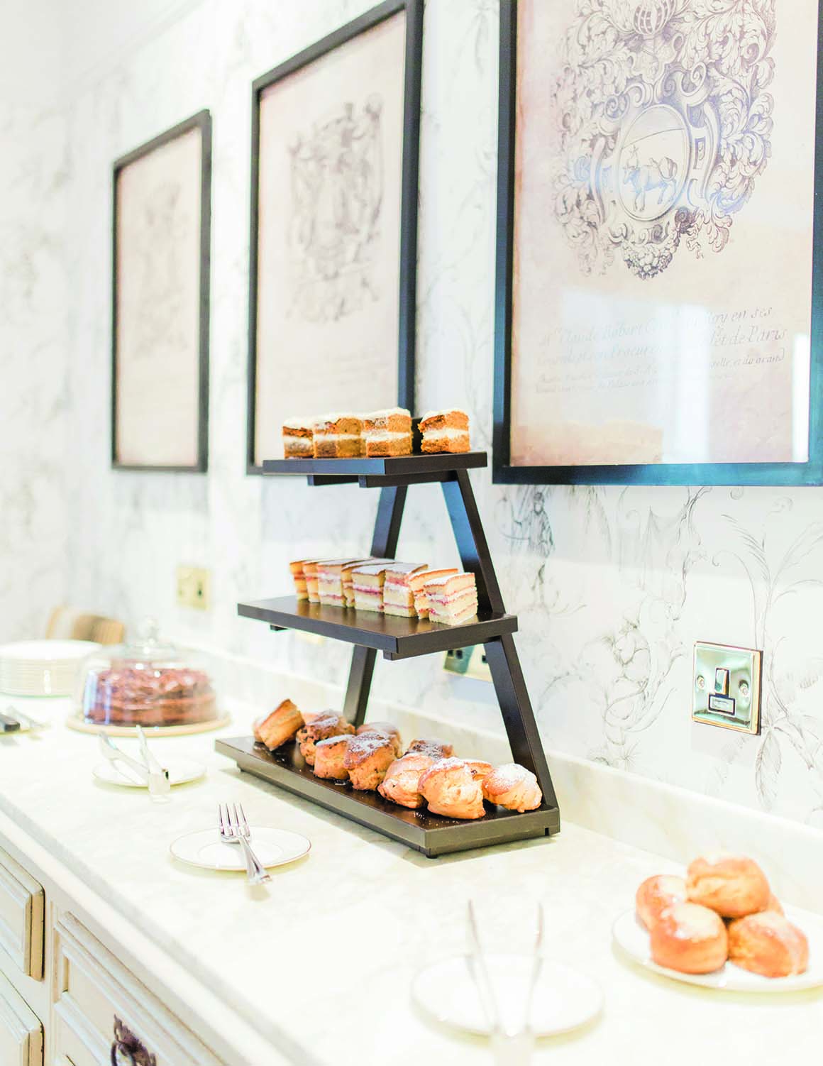 Arden House Hotel Photo Gallery afternoon tea