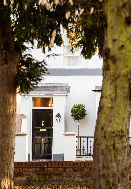 Arden House exterior